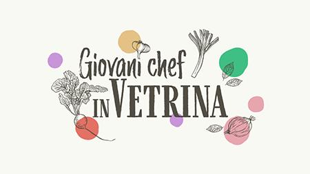 Giovani chef in Vetrina