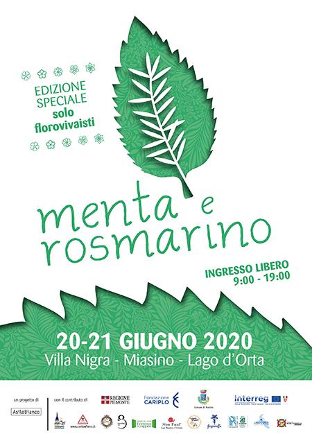 Menta e Rosmarino 2020