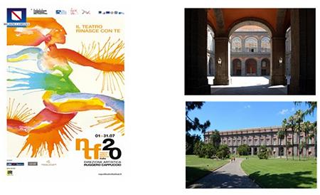 NTFI, Palazzo Reale di Napoli e Museo di Capodimonte