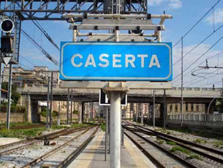 Stazione di Caserta
