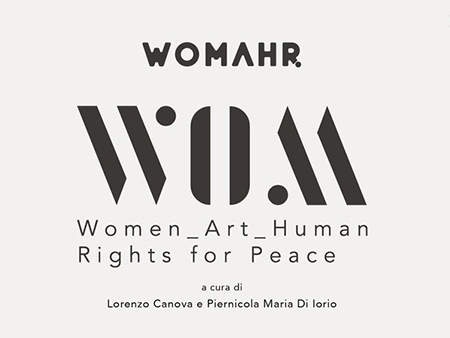 'WOMAHR Women_Art_Human Rights for Peace'