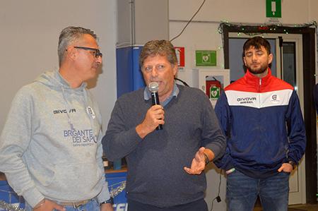 Agostino Romano e Massimo Massaro