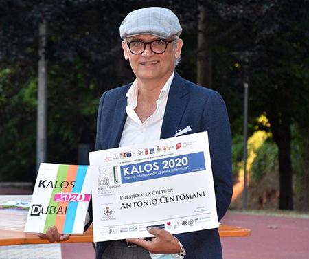 Antonio Centomani Premio Kalos