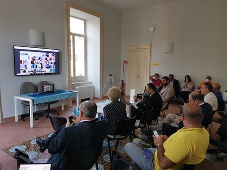 Assemblea Confcooperative Campania 'Costruttori di bene comune: innovazione e sostenibilità'