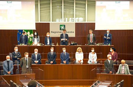 Consiglio regionale Lombardia commemora Fiorenza Bassoli