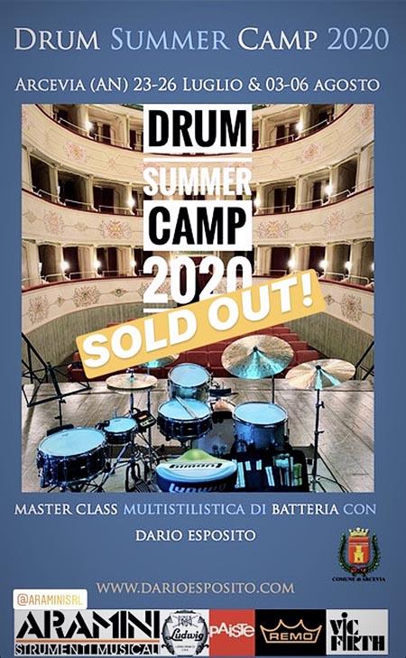 Drum Camp 2020