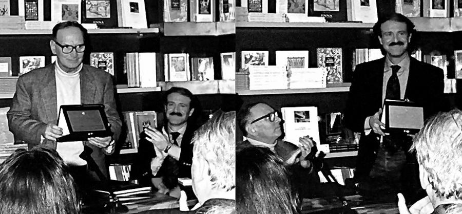 Ennio Morricone e Augusto De Luca