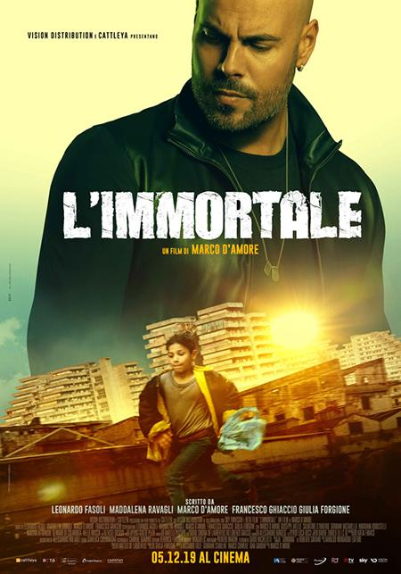 Marco D'Amore - 'L'immortale'