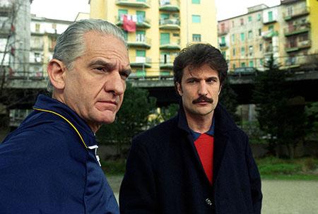Nello Mascia e Andrea in 'The Renzi_The Red Lion' - ph Gianni Fiorito