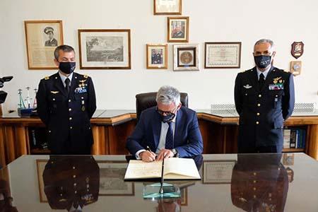 Nicola Gigante, Giuseppe Paolisso e Aurelio Colagrande