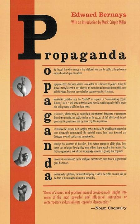 'Propaganda' di Edward Bernays