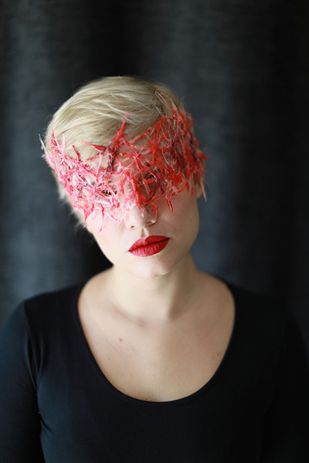 'Romeo e Giulietta' Anglani - maschera a festa