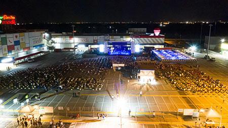 Vega Festival al Centro Medì di Teverola (CE)