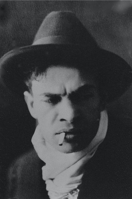 Viviani è Filiberto Esposito in 'Tuledo 'e notte' 1918 @Archivio Storico Famiglia Viviani