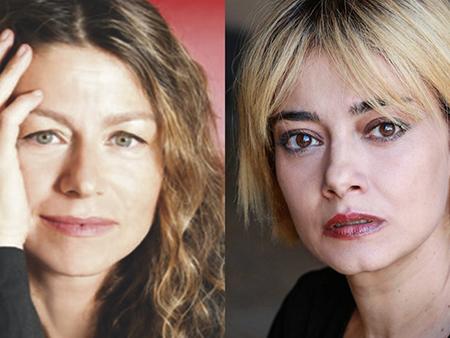 Amanda Sandrelli e Elena Arvigo