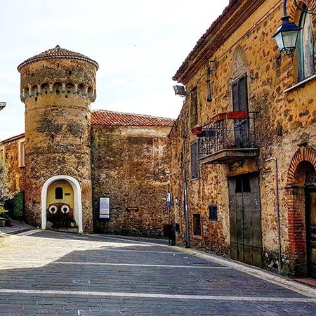Castello di Vatolla (SA)
