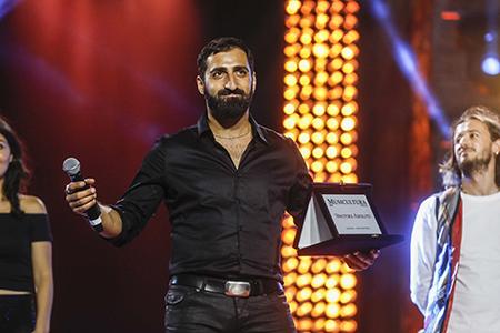 Fabio Curto vincitore Musicultura 2020