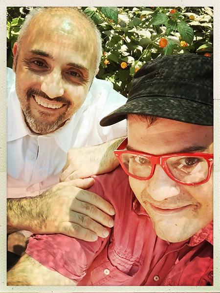 Federico Fubiani e Niccolò Storai
