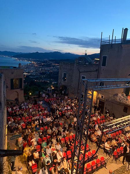 Festival di Borgio Verezzi (SV)