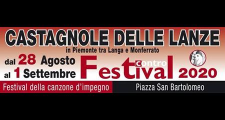 Festival Contro 2020 A Castagnole Delle Lanze At Expartibus