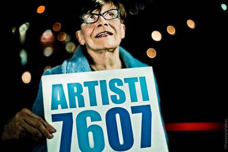 Franca Valeri Artisti 7607 - Foto Francesco Cabras