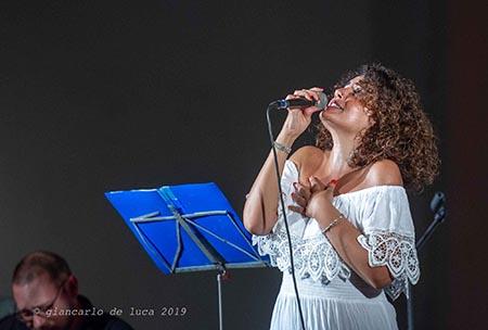 Francesca Curti Giardina - ph Giancarlo de Luca