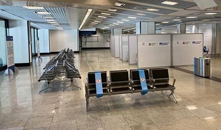 Ministero della Salute, Regione Lazio, Aeroporti di Roma