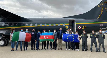 Missione in Azerbaigian