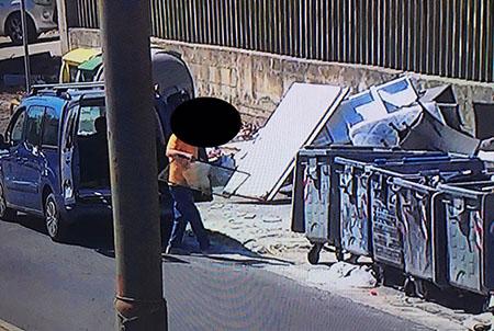 Napoli, controlli sversamenti rifiuti