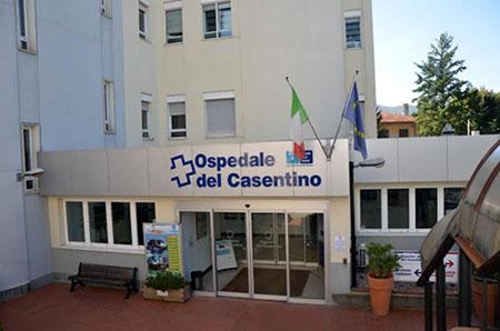 Ospedale del Casentino a Bibbiena (AR)