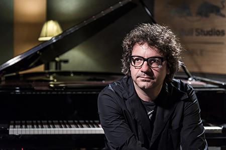 Remo Anzovino - foto Simone Di Luca