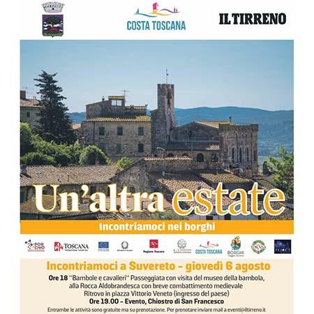 'Un'altra Estate 2020' a Suvereto (LI)