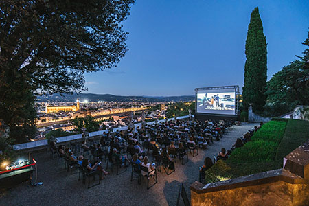 Villa Bardini a Firenze per 'Cinema in Villa' - ph Stefano Casati