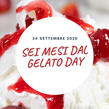 24 settembre: Gelato Day 2020