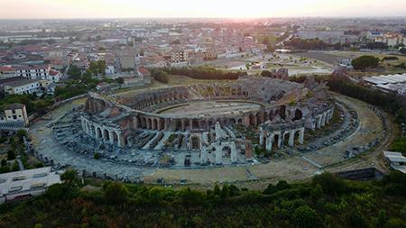 Anfiteatro Campano di Santa Maria Capua Vetere (CE)