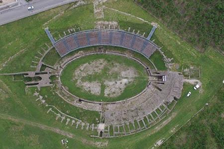 Anfiteatro Romano di Avella (AV)