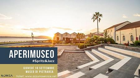 'AperiMuseo' 'Sprizz&Jazz'