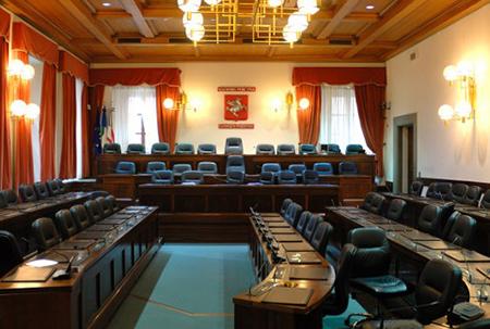 Aula Consiglio regionale Toscana