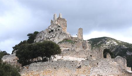 Campiglia Marittima (LI), Rocca San Silvestro