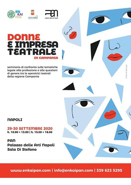 'Donne e impresa teatrale in Campania'
