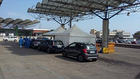 Drive-in Comune di Formia (LT)
