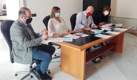 Giornate Europee del Patrimonio 2020 conferenza stampa a Salerno