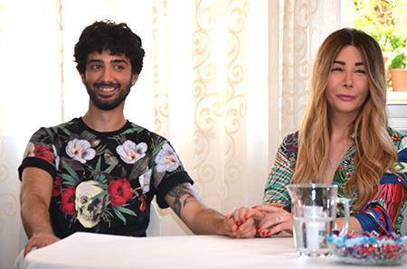 Ilario e Daniela Lourdes Falanga