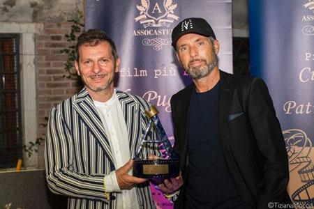 Ivan Drogo Inglese e Paolo Consorti - ph Tiziana Moccia