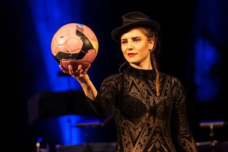 Lucia Mallardi -'La CalciAttrice'