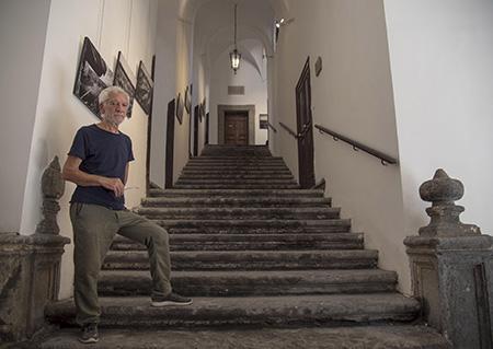 Luciano Ferrara 'Tocchiamo Terra' al Pio Monte della Misericordia di Napoli
