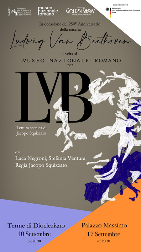'LVB - Ludwig van Beethoven'