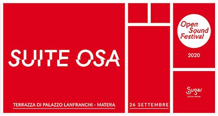Open Sound Festival 2020 presenta Suite OSA