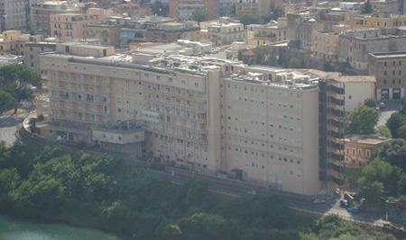 Ospedale San Giovanni Evangelista di Tivoli (RM)