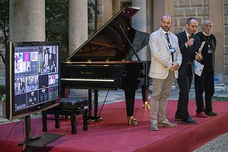 PianoLink International Amateurs Competition